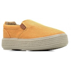 Слипоны LUCKY LAND 2452W-YELLOW желтый (36-40)
