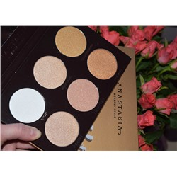 ХАЙЛАЙТЕР-БРОНЗАТОР ANASTASIA BEVERLY HILLS GLOW KIT