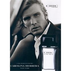 7772	HERRERA CHIC men 100ml edt