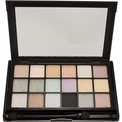Тени для век Chanel 2825 Les 18 Ombres Quadra Eye Shadow № 6 28 g