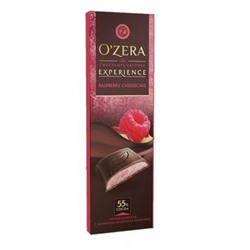 «OZera», шоколад Raspberry Cheesecake, 93 гр.