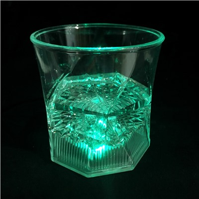 Светящийся бокал для виски Blinking Glass, 1шт