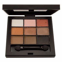 Тени для век Anastasia Beverly Hills 9 Color Eyeshow Contour Cream Kit № 1 17 g