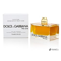 Dolce & Gabbana - The One. W-75 (тестер)