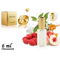 Пробник PACO RABANNE LADY MILLION, Edp, 6 ml (ЛЮКС ОАЭ) 281