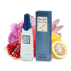 Ascania Cool Way, Edp, 50 ml (аналог Davidoff Cool Water Women)