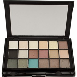 Тени для век Chanel 2825 Les 18 Ombres Quadra Eye Shadow № 4 28 g