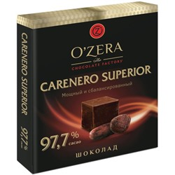 Озера Carenero Super 97.7%, 90гр.