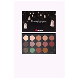 Палетка теней Morphe Brushes KATHLEEN LIGHTS PALETTE, 15 тонов