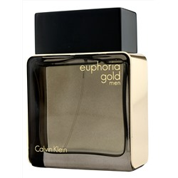 CK EUPHORIA GOLD men 100ml edt