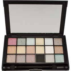 Тени для век Chanel 2825 Les 18 Ombres Quadra Eye Shadow № 3 28 g