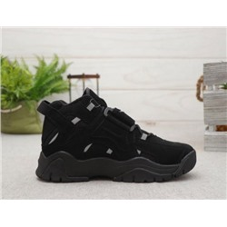 Nike Air Barrage Bright Mid QS Black
