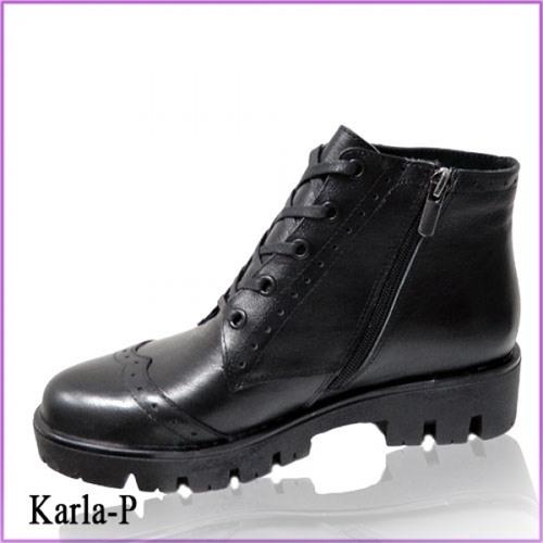 Модные ботинки из натуральной кожи на толстой подошве из облегченного  материала 40680ae4623