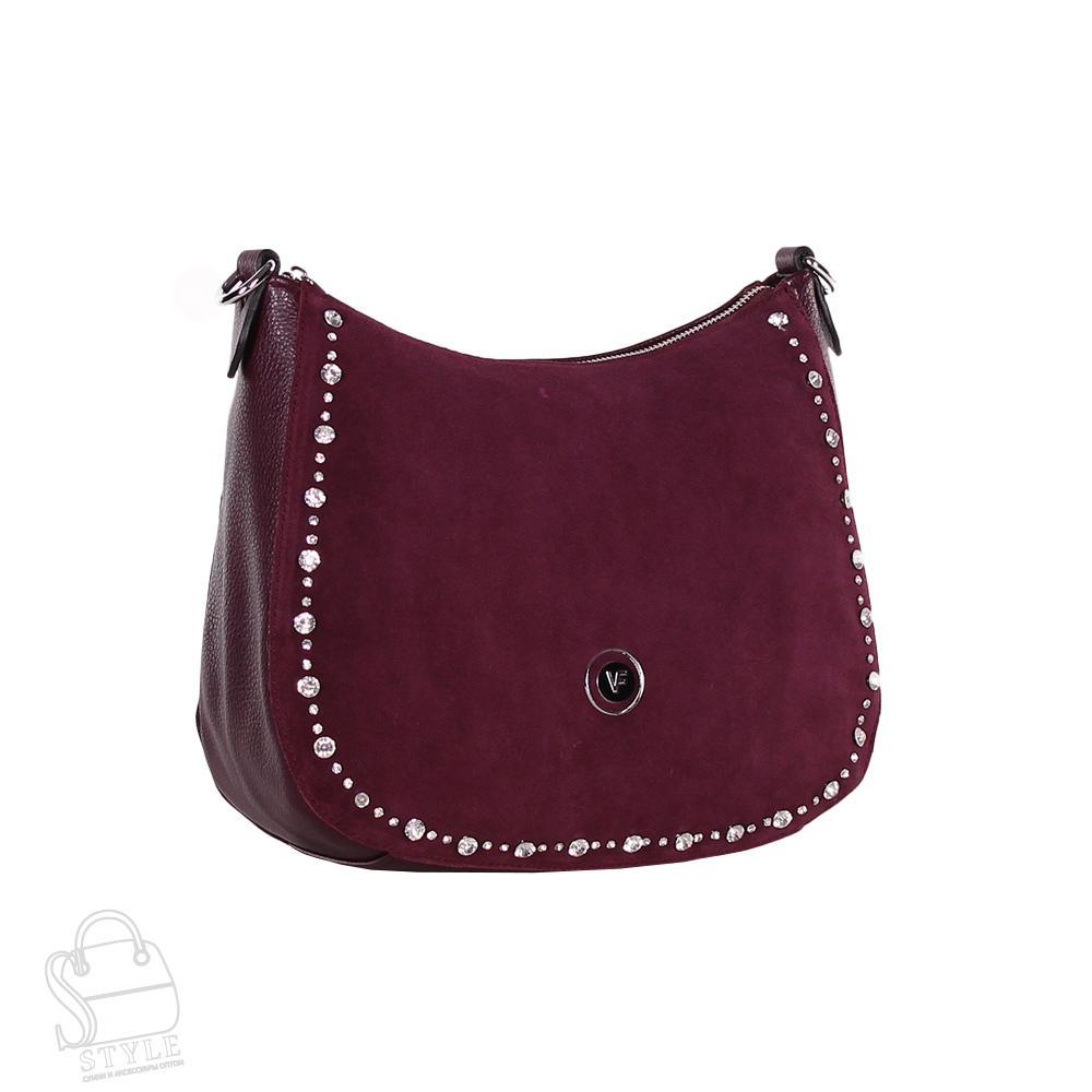 84c9a18519f7 Женская сумка 571592-1AA d.red Velina Fabbiano/20 купить, отзывы ...