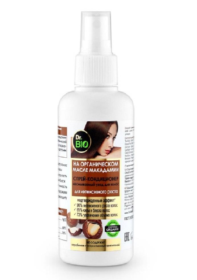DB спрей-кондиционер несмываемый для волос на органическом масле макадамии, 150 мл купить, отзывы, фото, доставка
