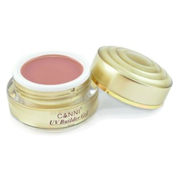 Canni UV Builder Gel Thin Pink Гель №302