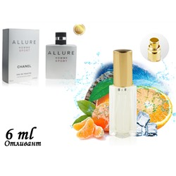 Пробник CHANEL ALLURE HOMME SPORT, Edt, 6 ml (ЛЮКС ОАЭ) 269