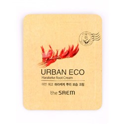 Urban Eco Harakeke Root Cream-Sample pouch Крем с экстрактом корня новозеландского льна ПРОБНИК