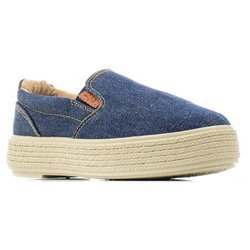 Слипоны LUCKY LAND 2452W-NAVY синий (36-40)