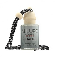 Автопарфюм Chanel Allure Homme Sport 12 ml (круглый)