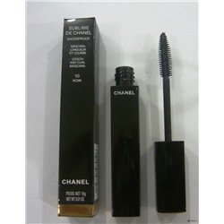 Тушь Chanel - Sublime de Chanel waterproof 10 noir (силикон) 10g. (маленькая)