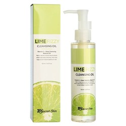 """SS"" LIME FIZZY CLEANSING OIL Масло гидрофильное 150мл"