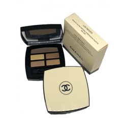 Тени Chanel Les Beiges Healthy Glow Natural Eyeshadow Pallette