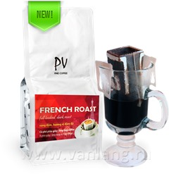 PV French Roast  в дрип-пакетиках