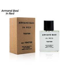 ARMAND BASI IN RED, 50 ml